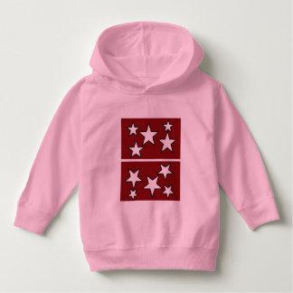 toddler pink hoodie by DAL
