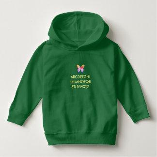 Toddler Pullover green hoodie Custom