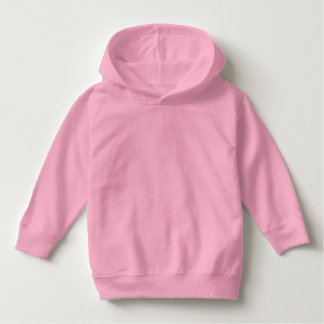 Toddler Pullover Hoodie DIY add TEXT PHOTO COLOR