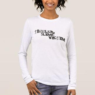 Toddler Slime Victim Long Sleeve T-Shirt