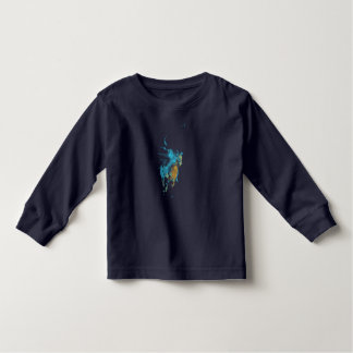Toddler STL Polo Shirt - Navy