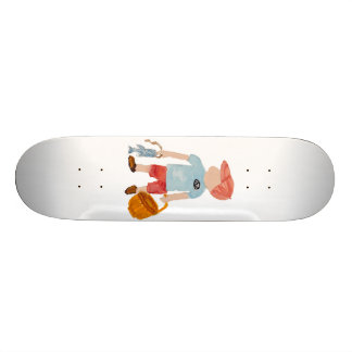 Toddler Summer Nantucket Holiday Boy Fisherman Skate Board Deck