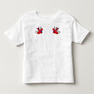 Toddler Swallow Tattoo Shirt