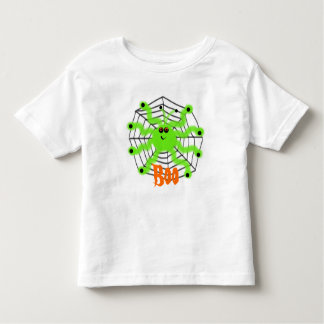 Toddler T Shirt Halloween Boo