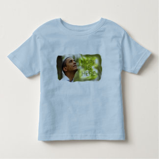 Toddler T-shirt Hope Is Here