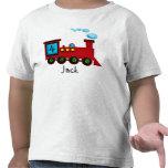 toddler Train ChooChoo Birthday T-Shirt