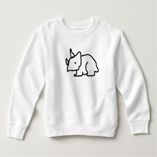 Toddler Triceratops Sweatshirt