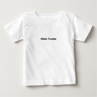 Toddler Troublemaker Baby T-Shirt