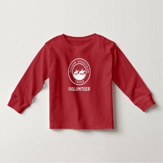 Toddler VOLUNTEER shirt