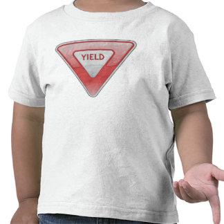 Toddler Yield Shirt