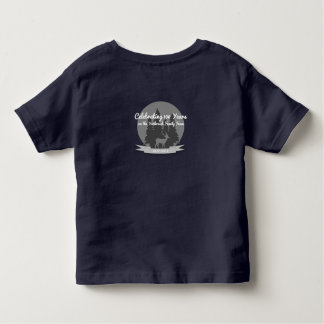Toddler Yurkovich Family Reunion Shirt Navy