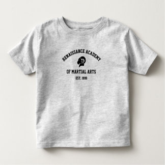 Toddlers' Grey Retro RAM T-Shirt