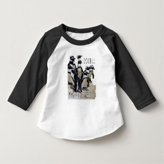 TODDLERS~PENGUINS T-Shirt