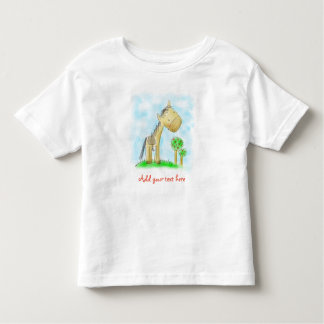 ♥ TODDLERS T-SHIRT ♥ Cute horse illustration