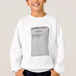Todo List Sweatshirt