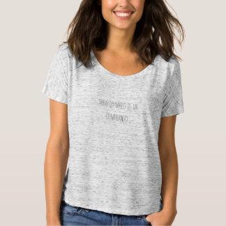 Todo lo malo se va comprando T-Shirt