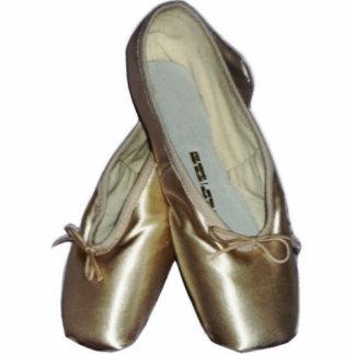 Toe Shoes Ballet Ornament Photo Sculpture Ornament