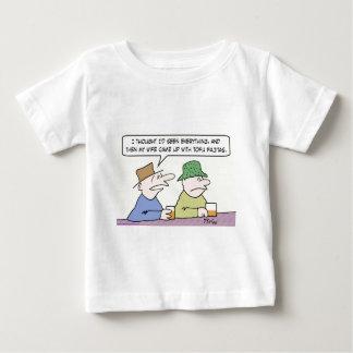 tofu fajitas baby T-Shirt