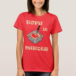 Tofu is Murder T-Shirt