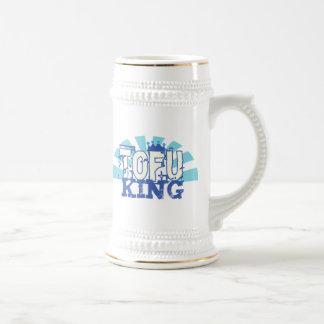Tofu King 18 Oz Beer Stein