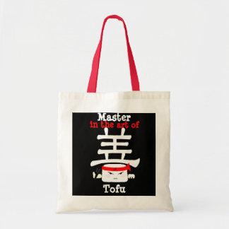 Tofu Master Tote Bag