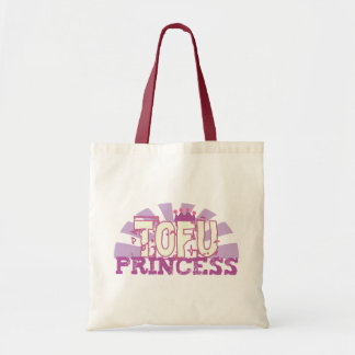 Tofu Princess Tote Bag