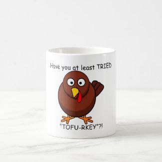 Tofu-rkey Turkey Coffee Mug
