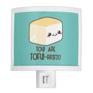 Tofu-rrific Emoji Nite Light