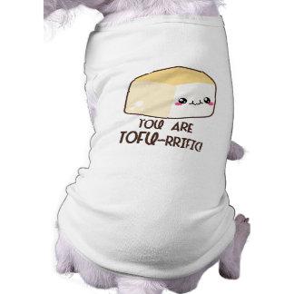Tofu-rrific Emoji Shirt
