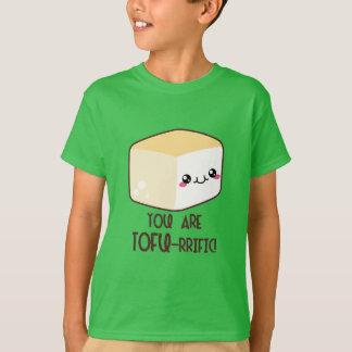 Tofu-rrific Emoji T-Shirt