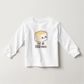 Tofu-rrific Emoji Toddler T-shirt