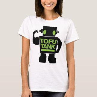 Tofu tank the vegetarian android