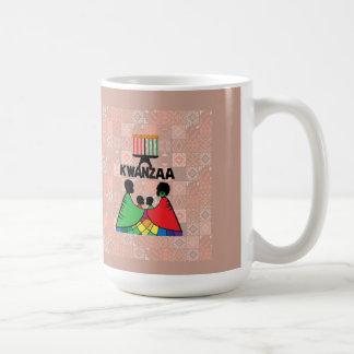 Together As Family Kwanzaa Mug