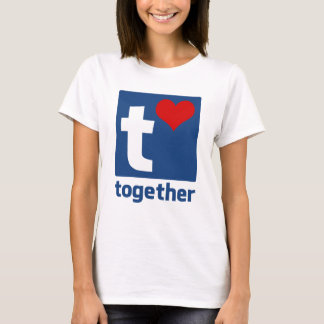 Together Forever Always Family Couple T-Shirt