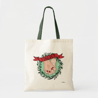 Together Forever love shopping bag budget