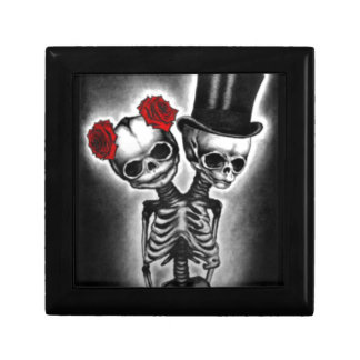 Together in Death Keepsake Boxes