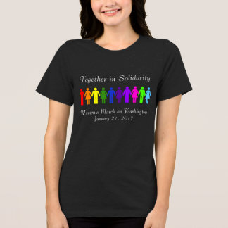 Together in Solidarity T-Shirt