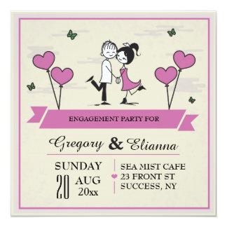Together Post Wedding Brunch Invitation
