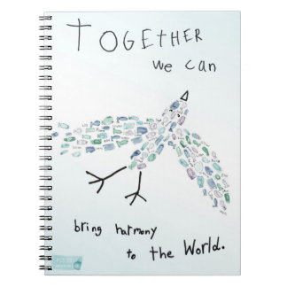 TOGETHER WE CAN notebook