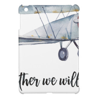 Together we will fly case for the iPad mini