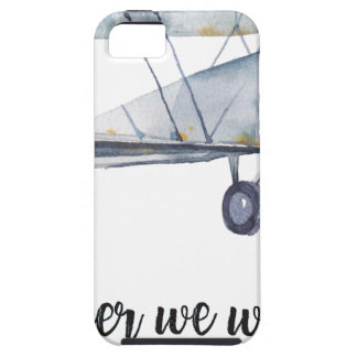 Together we will fly iPhone 5 cases