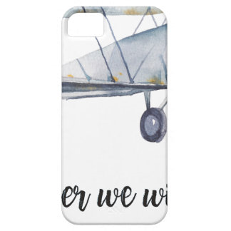Together we will fly iPhone 5 cover
