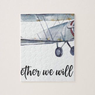 Together we will fly jigsaw puzzle