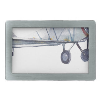 Together we will fly rectangular belt buckle