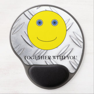 Together with you gel mouse pad