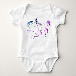 Togetherness Baby Bodysuit