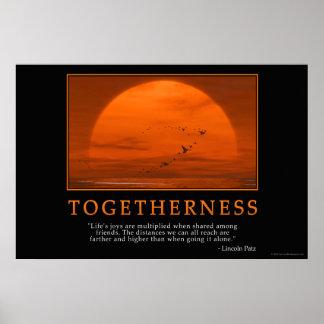 Togetherness Poster