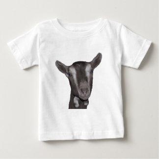 Toggenburg Goat Baby T-Shirt