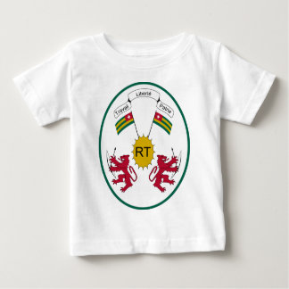 Togo Coat of Arms Baby T-Shirt