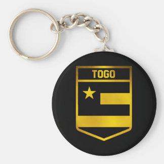 Togo Emblem Keychain